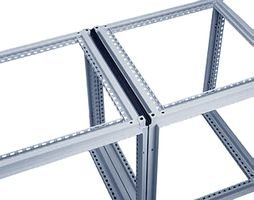 HOFFMAN ENCLOSURES P-J2F FRAME JOINING KIT, STEEL, PROLINE - Hoffman Frames