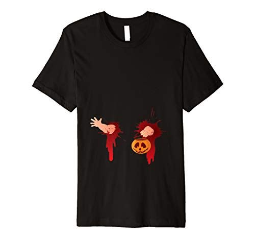 (Halloween Maternity Costume, Baby wants candy Funny)