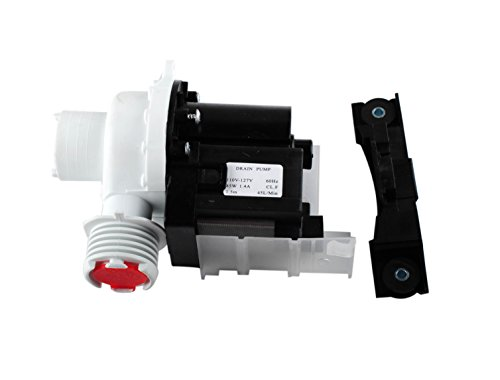 Ximoon 137221600 Washer Drain Pump 137108100 134051200 Replacement for ELECTROLUX KENMORE Frigidaire