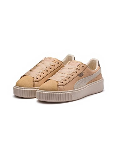 Up Baskets Naturel Mode Femme Puma Platform 1nxUqA