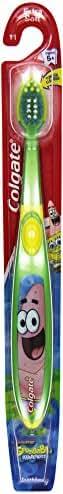 Colgate Plastic Youth Spongebob Toothbrush, 1 ct