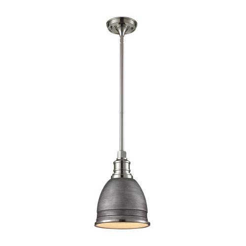 Spun Aluminum Pendant By Elk Lighting - 3