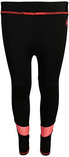 2 Pack Body Glove Girls Printed Stretch Athletic Leggings