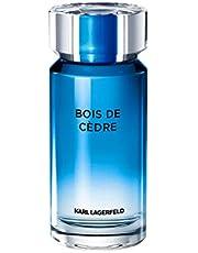 Karl Lagerfeld Bois de Cedre for Men, Eau de Toilette - 100 ml