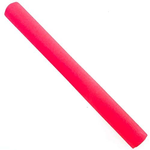 Bastão de Revezamento p/Atletismo Espumado 30cm AX Esportes (Peça) Vermelho