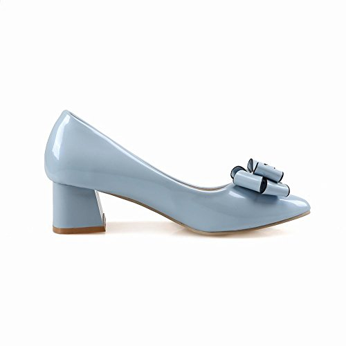 Les Pompes Femmes Bleu Clair / Bleu Madeleine 3D9luUYP7