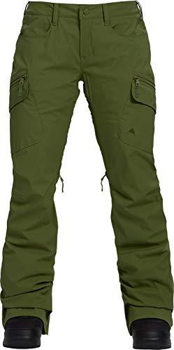 (Burton Gloria Snowboard Pants Clover Womens Sz M)