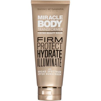 Miracle Body Transformer Glow Shade, 6 oz. - Tinted Beauty Balm SPF 20