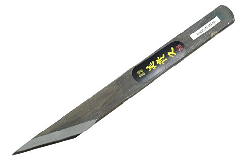 "bangdan Japanese ""Kiridashi"" Carving Knife, 15mm Left Bevel"