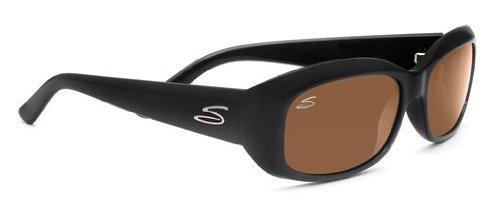 Serengeti Polarized Sol Color Lente Gafas de Negro Drivers Blanca rzPHw1qxfr