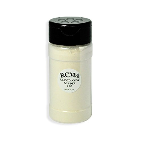 RCMA Translucent Powder, 3oz.