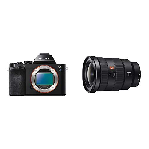 Sony ILCE7S/B Alpha a7S Mirrorless Digital Camera with Sony – FE 16-35mm F2.8 GM Wide-Angle Zoom Lens (SEL1635GM), Black