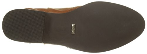 Buffalo Damen B195a-61 P2173h Leather Pu Chelsea Boots Braun (Brown)