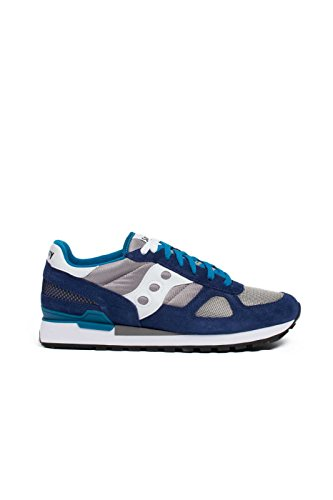 mode Grey Blu homme Shadow Baskets Saucony White Men Original qPIwv1