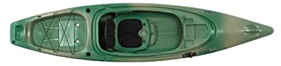 93357371 Perception Sport Sound 10.5 Sit Inside Kayak, Camo by Confluence Watersports