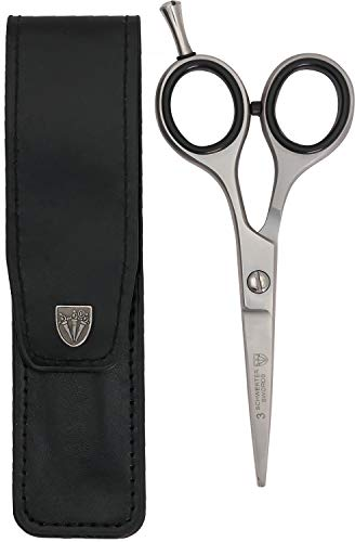 3 Swords Germany – professional BEARD SCISSORS, stainless steel (214)