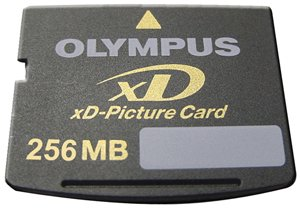 Olympus 200844 256 MB xD-Picture Card