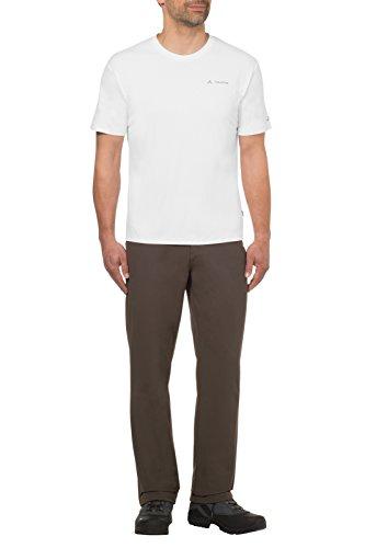 VAUDE Herren Micro Big Fritz III T-Shirt, White, XXXL