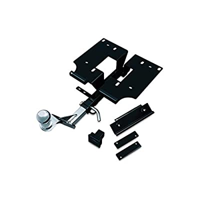 Kuryakyn 7653 Motorcycle Accessory: Receiver Hitch with 1-7/8