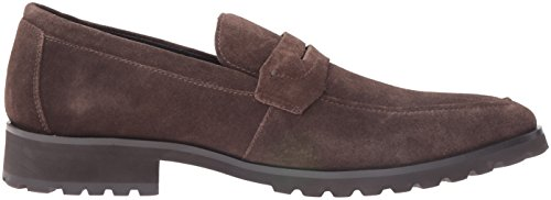 Kenneth Cole Reactie Heren Soft-ball Penny Loafer Dark Taupe