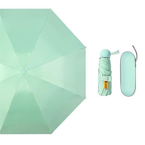 Paraguas Plegable Ligero y Resistente, 1 Punto Abierto y ...