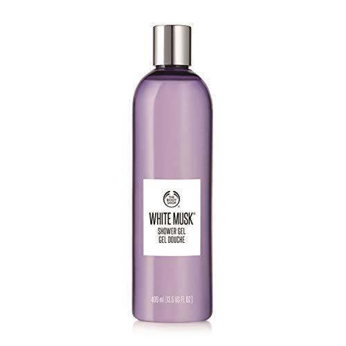 - The Body Shop White Musk Shower Gel, 13.5 Fl Oz