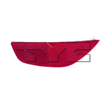 - TYC 17-5506-00 Ford Fiesta Left Replacement Reflex Reflector