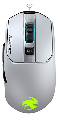 Kain 202 Aimo RGB Gaming Mouse – White