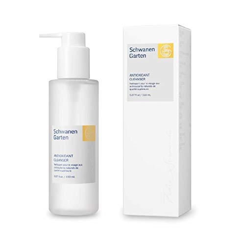 Schwanen Garten | Facial Cleanser | SG Antioxidant Source | Korean Skin Care | K Beauty | Clean Beauty | 5.07 fl oz / 150ml