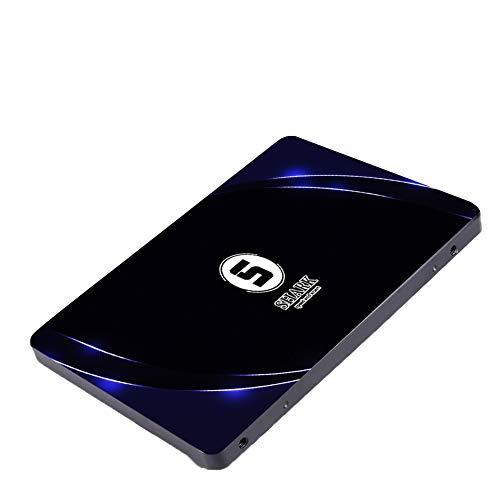 Shark SSD 1TB SATA3 3D NAND 2.5 Inch 7MM Height Desktop Laptop Hard Drive (1TB)