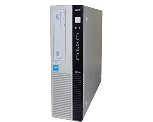 【在庫あり】 中古パソコン Pro デスクトップ Celeron-G1840 本体のみ Windows10 Pro NEC 32bit NEC Mate MK28EL-J (PC-MK28ELZD5BSJ) Celeron-G1840 2.8GHz/4GB/500GB/DVDマルチ (NO-12263) B07N66ZV1Z, オムツケーキの店 ベビーアルテ:f1d43948 --- arbimovel.dominiotemporario.com