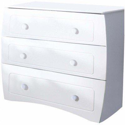 domiva-commode weiße Ludo–Weiß
