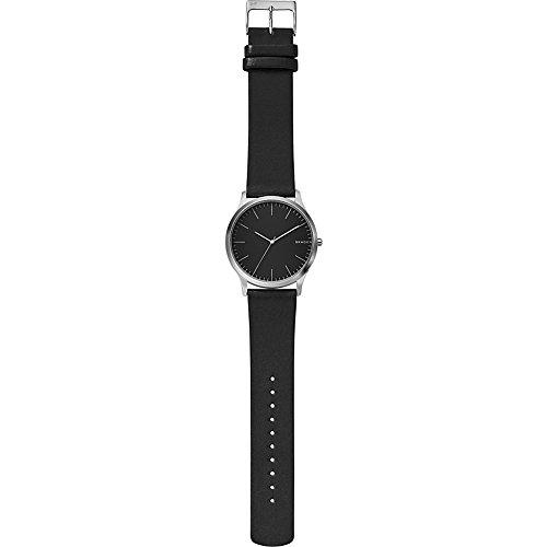 Skagen Jorn Leather Watch