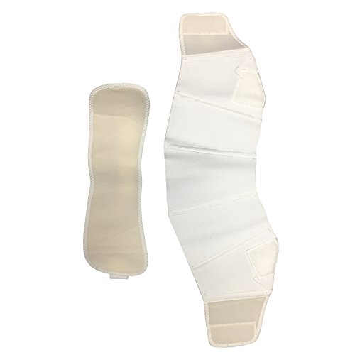 Maternity Support Back Brace with Pad, Professional Medical Style by Truform (Image #6)