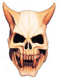 Devil Skull Mask (Rubie's Costume Co Devil Skull Overhead Mask Costume)