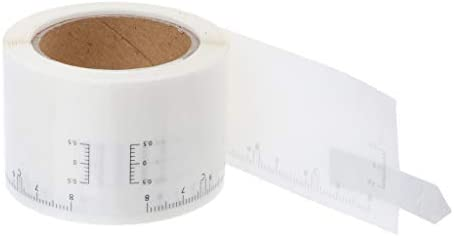 1 Rollo Microblading Regla de Ceja Medida Plantilla de Cejas ...