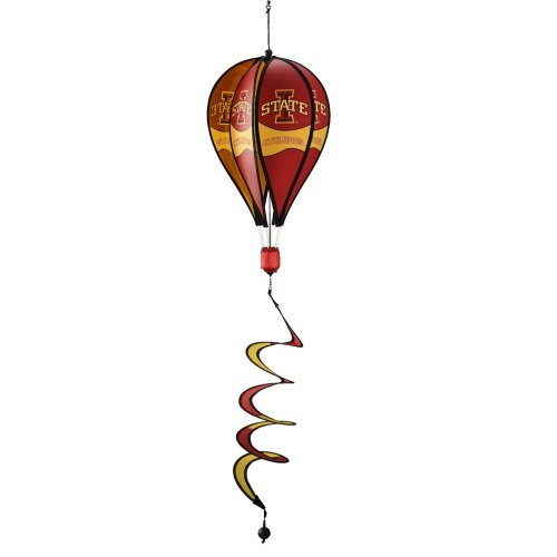 NCAA Iowa State Cyclones Hot Air Balloon (Iowa State Cyclones Collectibles)