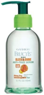 Fructis Silk/Shine Serum Size 5.1z Fructis Silk/Shine Serum