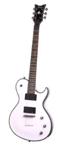 Schecter Hellraiser Solo-6 Electric Guitar (Gloss White)
