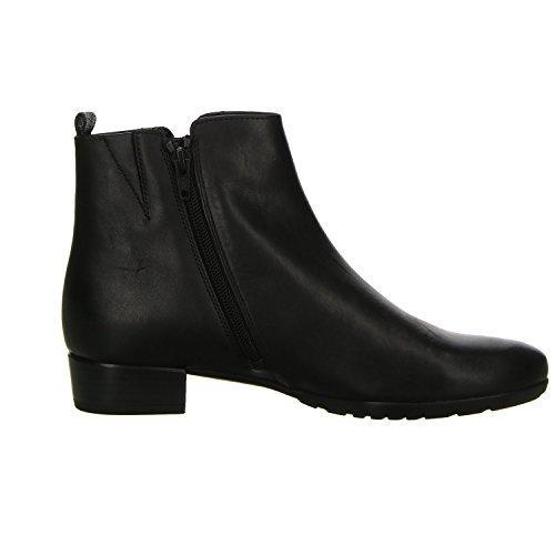 Gabor Ladies Comfort Sport Boots Nero