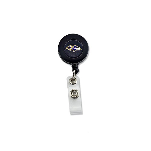 [NFL Baltimore Ravens Badge Reel] (Group Office Costumes)