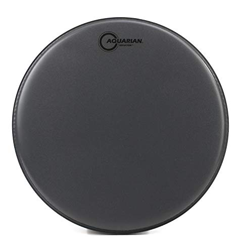 (Aquarian Drumheads Textured Coated Reflector Snare Drumhead - 14