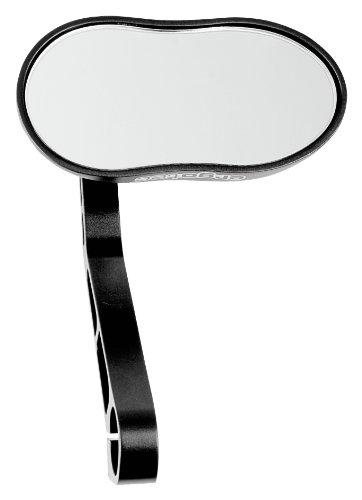 ergotec spiegel Humpert achteruitkijkspiegel M-88 (geschikt voor e-bike), zwart, één maat, 63500