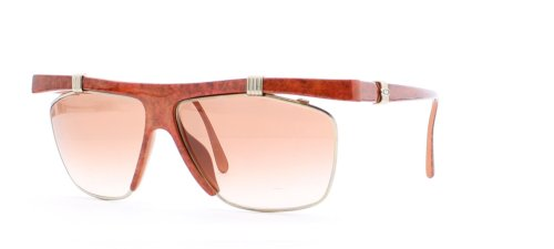 - Christian Dior 2555 Sqr 45 Red Certified Vintage Rectangular Sunglasses For Womens