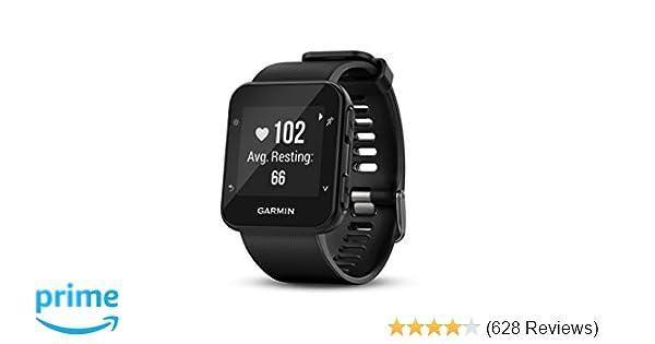 Amazon Com Garmin Forerunner 35 Easy To Use Gps Running Watch