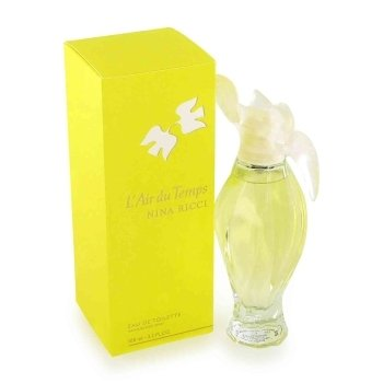 L'AIR DU TEMPS by Nina Ricci Eau De Toilette Spray with B/Cap 1 oz