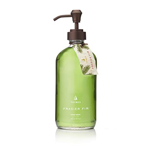 Thymes - Frasier Fir Moisturizing Hand Wash, Large - 15 Fluid Ounce Bottle ()