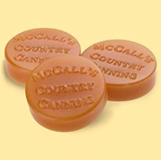 product image for McCall's Country Candles Wax Potpourri Button Set of 6 - Hot Buttered Rum