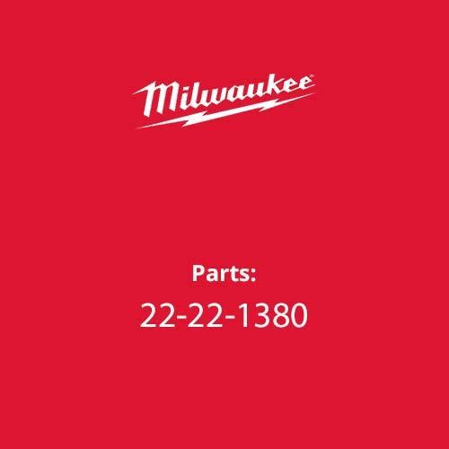 Milwaukee 22-22-1380 BRUSH HOLDER ASSEMBLY