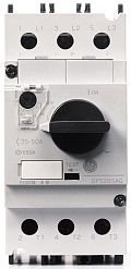 GE (General Electric) - GPS2BHAR - 55mm Rotary Knob Manual Motor Starter, No Enclosure, 24 to 32 Amps AC
